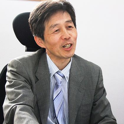 代表取締役桜井芳彦